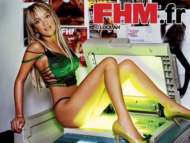 Sexiest women ever virginie caprice sexiest french fhm